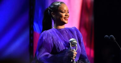 Rihanna's Clara Lionel Foundation gives $5 million to coronavirus relief efforts