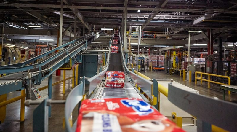 Need toilet paper? Procter & Gamble plant goes into overdrive during coronavirus crisis