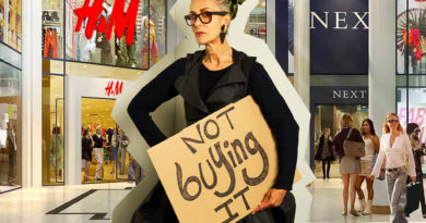 Boycotting Won't End Fast Fashion, But Access To Sustainable Alternatives