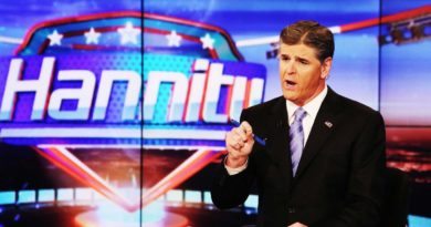 """Hannity claims he's """"never called the virus a hoax"""" 9 days after decrying Democrats' """"new hoax"""""""