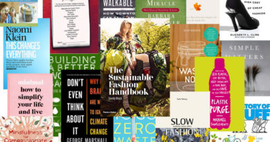 Best 20 'Sustainable Living Books' To Read For A Better You
