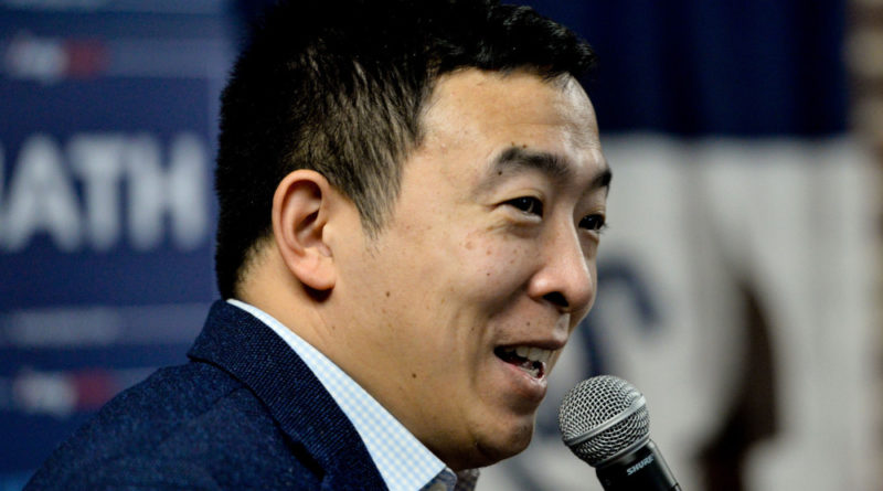 Andrew Yang Sets Launch of Issues-Oriented Podcast 'Yang Speaks' (EXCLUSIVE)
