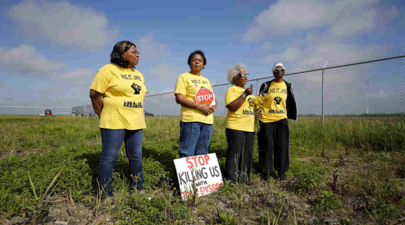 Louisiana's Chemical Corridor Is Expanding. So Are Efforts To Stop It
