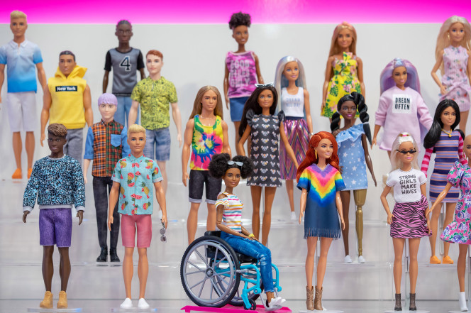 Barbie's new doll collection has something for everyone