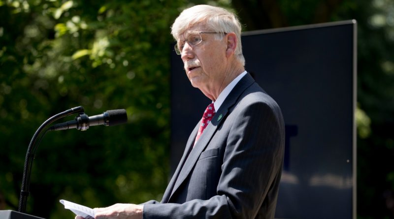 NIH chief Francis Collins on COVID-19 Best response one people would find 'too drastic'