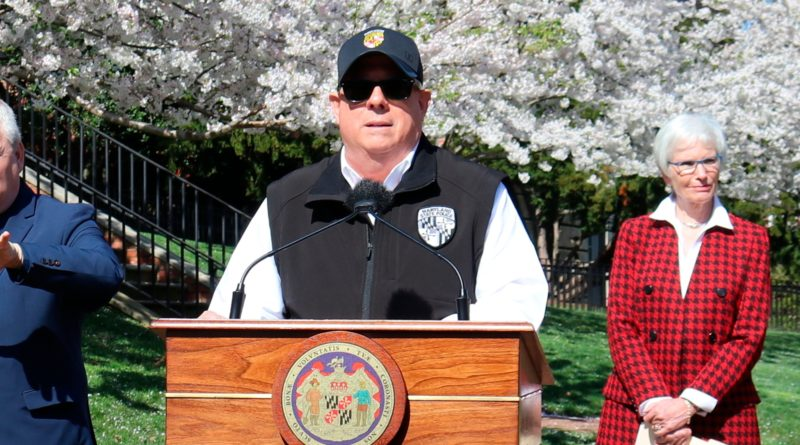 'We're not playing around': Md. Gov. Hogan says arrest for coronavirus offense sends 'great message'