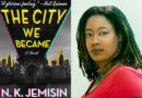 N.K. Jemisin's new book begins with a virus in New York. Somehow, it's a joyous read.