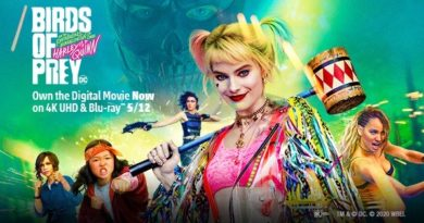 'Birds of Prey and the Fabulous Emancipation of One Harley Quinn,' Arrives May 12 on 4K UHD, Blu-ray and DVD