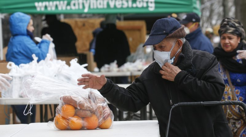 Feeding the beast: How New York's farmers, distributors and food banks are coping with the coronavirus