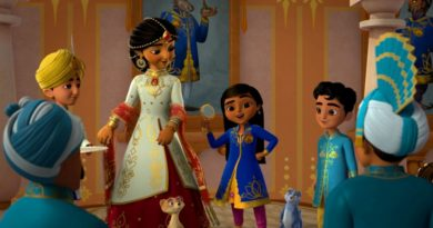 Disney Brings India's Vibrant Culture to US Preschoolers in 'Mira, Royal Detective'