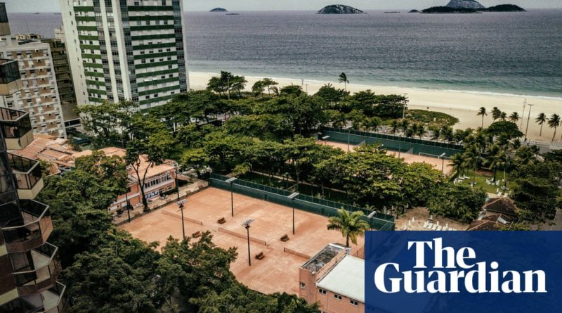 Brazil's super-rich and the exclusive club at the heart of a coronavirus hotspot