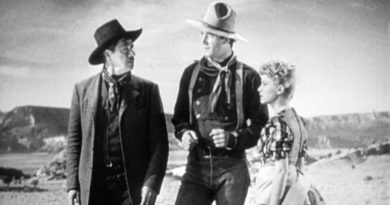 Coronavirus is a new enemy, but John Wayne and 1939's 'Stagecoach' show how to beat it