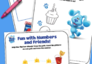 Blue's Clues & You! Activity Pack