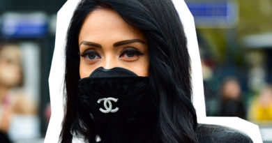 Chanel To Make Surgical Masks For French Hospitals To Battle Coronavirus