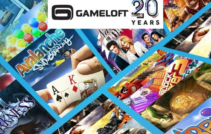 Gameloft celebrates 20th anniversary with 30 classic mobile games for free