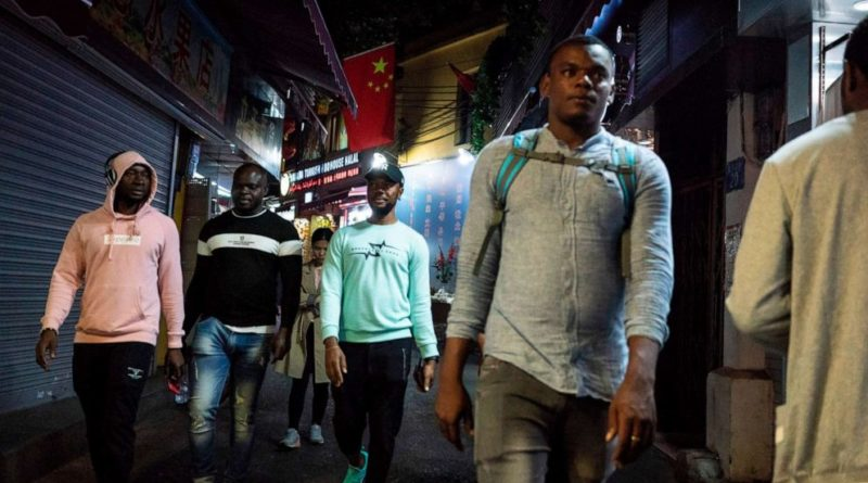 How foreigners, especially black people, became unwelcome in parts of China amid COVID crisis