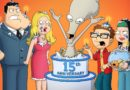 TV Bytes: 'American Dad!' 15th Birthday Bash; Global Sales News
