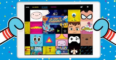 Cartoon Network Free App GameBox Launches in EMEA