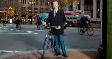 Build Cities for Bikes, Buses, and Feet—Not Cars