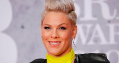 Pink says she tested positive for coronavirus and is now negative, pledges $1M to crisis