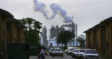 Study: Black People Are 75 Percent More Likely to Live Near Toxic Oil and Gas Facilities