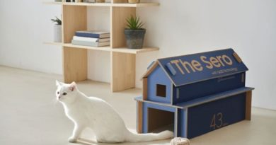 Samsung's Eco-Friendly Packaging Turns Into A Pet House