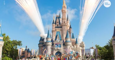 Theme parks will look different when they reopen. Disney, Universal, others unveil plans