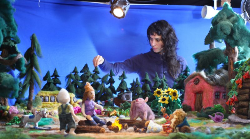 Andrea Love on the joy of stop motion, her favourite characters and why perseverance pays off