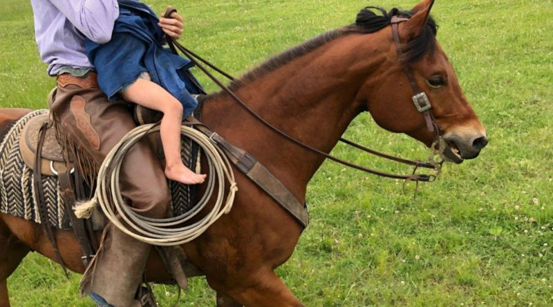 Best-case scenario: What's life been like for horseback-riding teen since finding missing child?