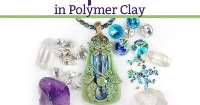Can You Bake Crystals in Clay?