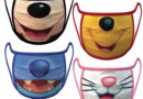 Finding a face mask to fit a child: Disney-theme masks go to daycare