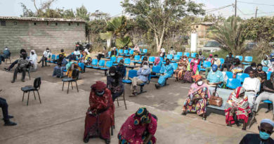 Senegal Pledges A Bed For Every Coronavirus Patient — And Their Contacts, Too