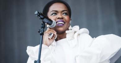 Lauryn Hill Reveals Why She Never Released Another Album After 'Miseducation'