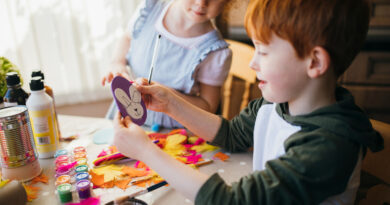 The at-home half term activities that will keep the kids entertained for HOURS – and the crafts not to bother with